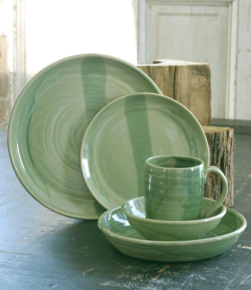 Shop · Dinnerware; Spring Green Dinnerware. SpringGreenDinnerware & Spring Green Dinnerware - Dodge Station Pottery